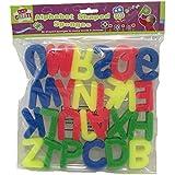 Nda Toys - Eponge En Forme De Lettre De L'Alphabet