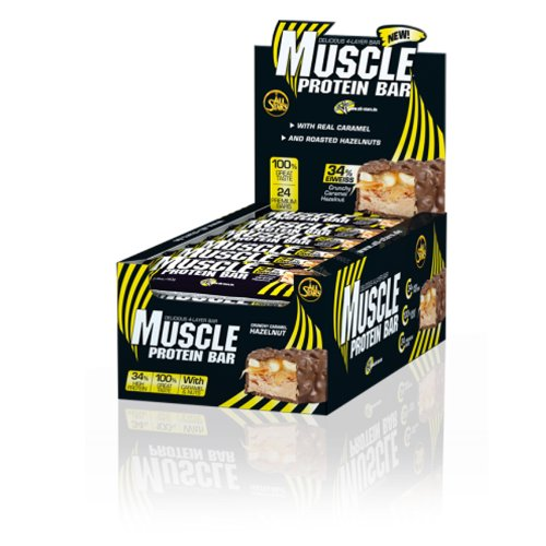 All Stars Muscle Protein Bar 24 x 80g