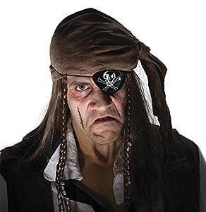 Rubies - Set de maquillaje para Pirata, accesorio disfraz (Rubies S8773)