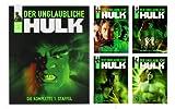 Der unglaubliche Hulk - Staffel 1-5 komplette Serie [23DVDs]