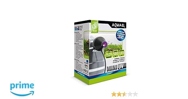 AquaEl Mini Éclairage UV LED pour Aquariophilie 1 W  Amazon.fr  Animalerie 94731b3973c