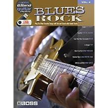 Boss Eband Guitar Play Along Vol 4 Blues Rock Book/Usb by VARIOUS (29-Nov-2010) Paperback