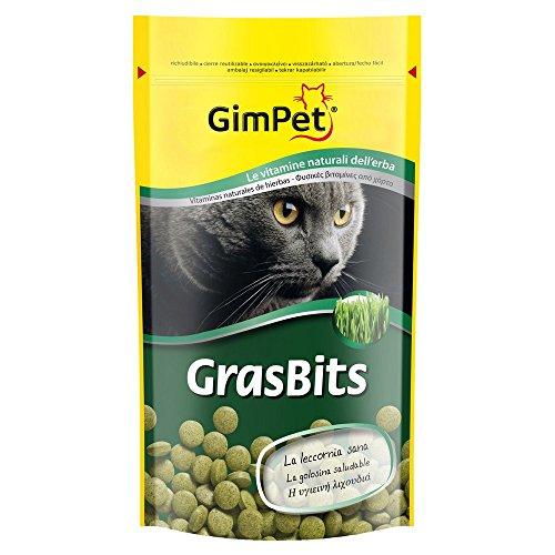 GIMPET Snack per gatto gras bits gr. 50 - Snack per gatto