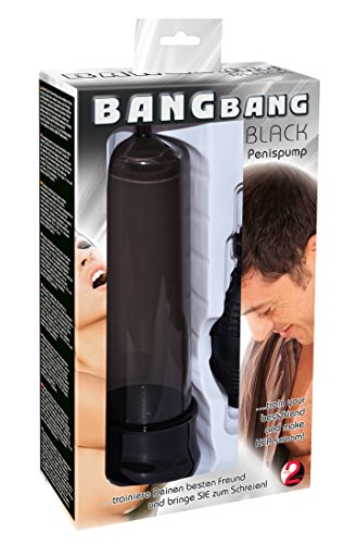 You2Toys Bang Bang Penispumpe - Vakuumpumpe für Männer für effektives Penis- sowie Potenz-Training und Stimulation - 2