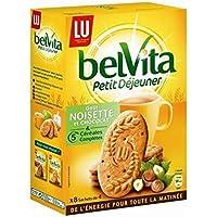 Lu belvita goût noisette et chocolat 400g - Precio por unidad
