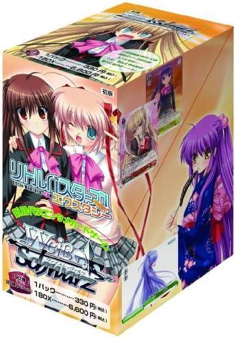 Weiss Weiss Weiss Schwarz Booster Pack Little Busters! Ecstasy (Anime Toy) B001RNNHBI f2b5f7