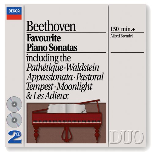 "Beethoven: Piano Sonata No.14 in C sharp minor, Op.27 No.2 -""Moonlight"" - 2. Allegretto"