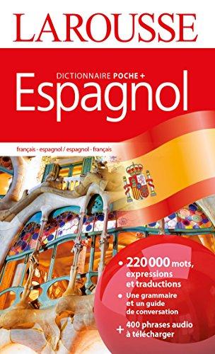 Dictionnaire Larousse poche plus Espagnol par Collectif
