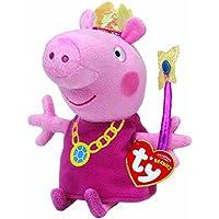 Ty Peppa Pig - Peluche de Peppa Pig vestida de hada