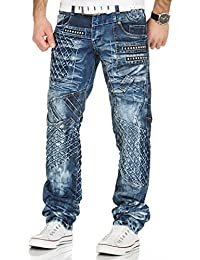 Kosmo Lupo - Jeans - Jambe droite - Homme