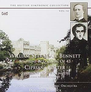 Bennett/Potter: Symphonies