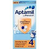 Aptamil Grandir lait 2-3 Ans (200ml) - Paquet de 6