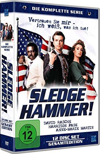 Sledge Hammer - Die komplette Serie (12 DVDs)