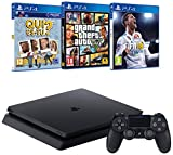 Pack PS4 + FIFA 18 + GTA V + Qui es-tu?