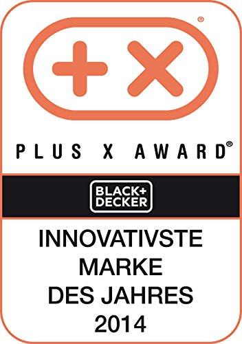 Black-and-Decker-A7200-Pack-de-109-piezas-para-atornillar-y-taladrar-brocas-titanio-color-negro-y-naranja
