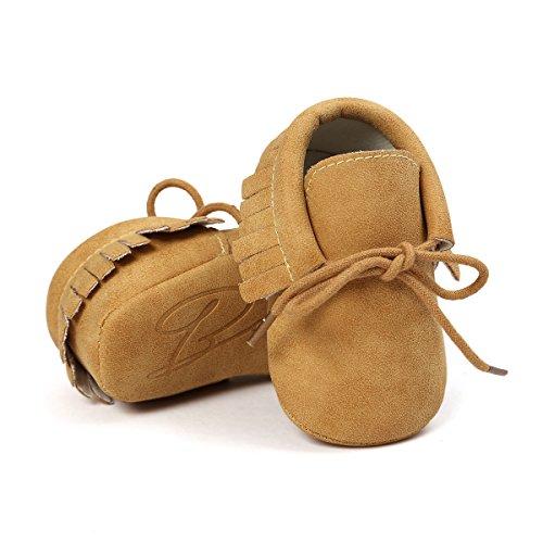 Rvrovic, Sapatos Meninos Andador Amarelo