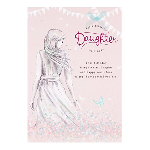 Hallmark Daughter Card Beautiful Daughter Medium Euphoria Mall