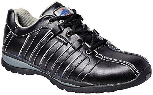 Portwest Steelite Arx Steel Toe Cap Sécurité Formateur - Noir ou Blanc
