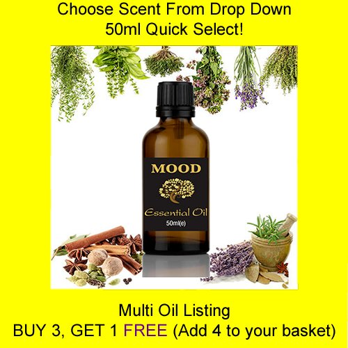 50ml-Essential-Oil-100-Pure-Natural-Aromatherapy-Diffuser-Essential-Oils