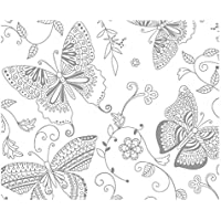 Ursus 81920001 Arte de papel 10hojas - Papel decorativo (Arte de papel, 10 hojas