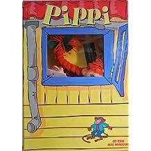 Pippi, 1 CD-ROM m. Pippi-Puppe Für Windows 3.1 und MacOS 7. Dtsch.-Engl.-Französ.-Span.-Schwed.-Japan.