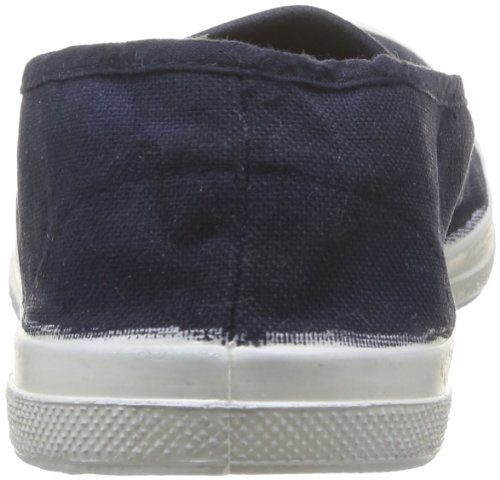 Bensimon Tennis Elastique, Baskets mode femme Bleu (Marine 516)