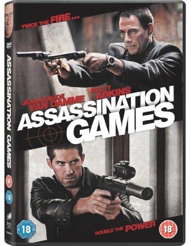Assassination Games [DVD] [2011] by Jean-Claude Van Damme