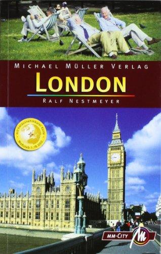Image of London MM-City: Reisehandbuch mit vielen praktischen Tipps.