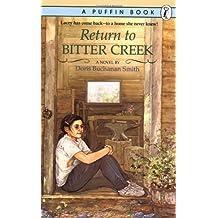 Return to Bitter Creek: A Novel
