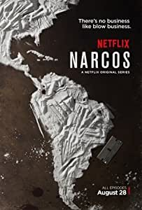 NARCOS – US Imported TV Series Wall Poster Print - 30CM X 43CM Brand New