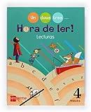 Lecturas. Hora de ler! Un, dous, tres... 4 Primaria - 9788498540635