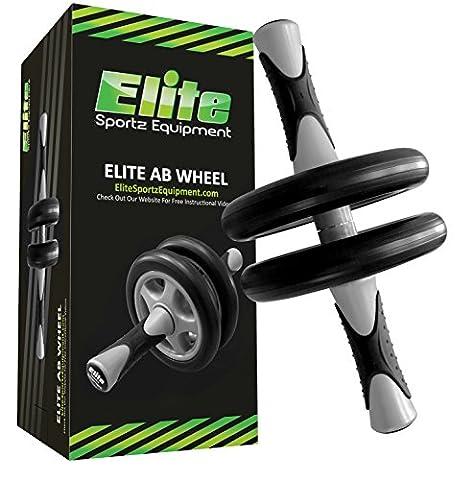 Elite Sportz Ab Wheel - Roue abdominale est livré entièrement