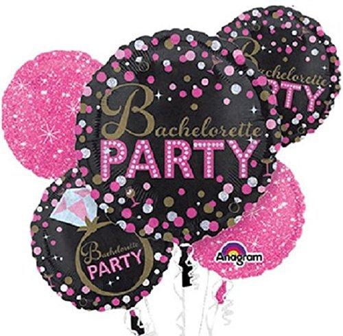Unbekannt Anagram Bachelorette Party Ballon Bouquet