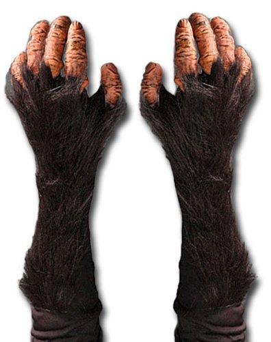 Schimpansen Handschuhe (Handschuhe Schimpansen Erwachsene)
