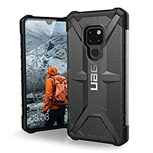 Urban Armor Gear 511303113131 Plasma Feather-Light Rugged Military Drop Tested Phone Case for Huawei Mate 20 - Ash