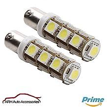 Ultra Vision LED BA9S Bombilla de luz de posición, 12V, 5W, 2unidades)? con 12meses de garantía.