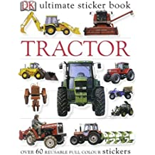 Tractor Ultimate Sticker Book (Ultimate Stickers)