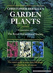 Christopher Brickell's Garden Plants by Christopher Brickell (1995-02-23)