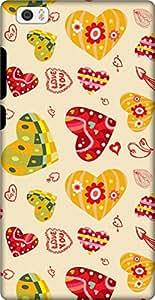 Upprecase Fashion Back Cover For Xiaomi Mi Note