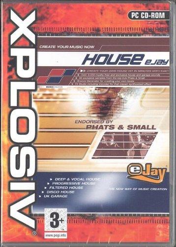 House Ejay Xplosiv - PC - UK