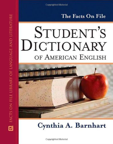 The Facts on File Student's Dictionary of American English par Cynthia A. Barnhart
