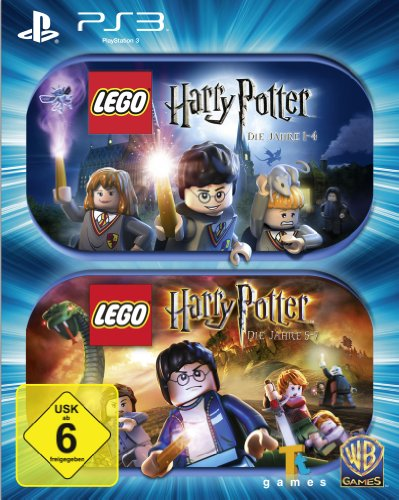 Lego Harry Potter - Die Jahre 1 - 7 (Doppelpack) - [PlayStation 3]