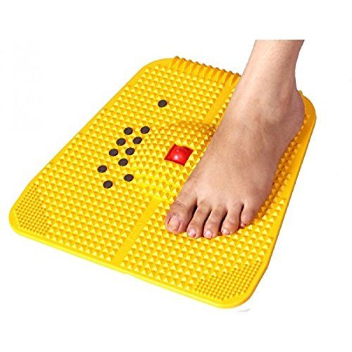 Acupressure Health Care System Mat 2000 - Yellow