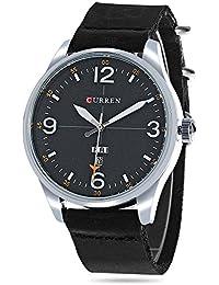 d3a64883240e CURREN Fecha Semana Hombre Reloj Nuevo Top Lujo Marca Deporte Militar  Negocio Reloj Masculino Relojes de