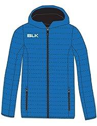 BLK Rugby ultraleichte Doudoune Bleu Azur