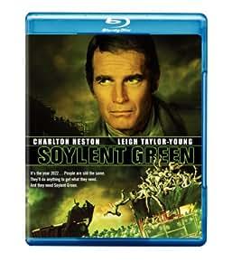 Soylent Green [Blu-ray] [1973] [US Import]