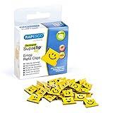 Rapesco 1335 Supaclip 40 Blatt Nachfüllklammern 100 Stück Emojis
