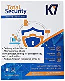 #4: K7 Total Security Plus Latest Version 5 PC 1 Year 1 Key (Email Delivery in 2 Hours - No CD)