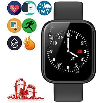 Duang Reloj Inteligente,Reloj Deportivo Bluetooth Reloj Deportivo ...