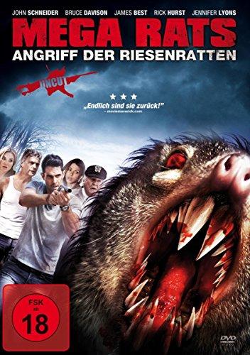 Mega Rats - Angriff der Riesenratten (Uncut)